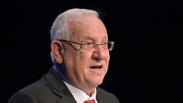 President Rivlin (Photo: AFP)
