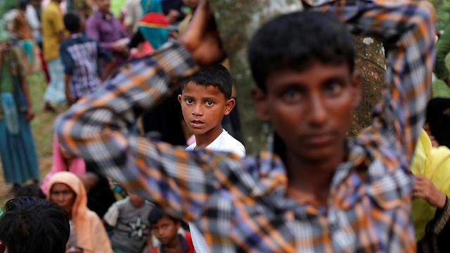 Rohingya refugees (Photo: Reuters)