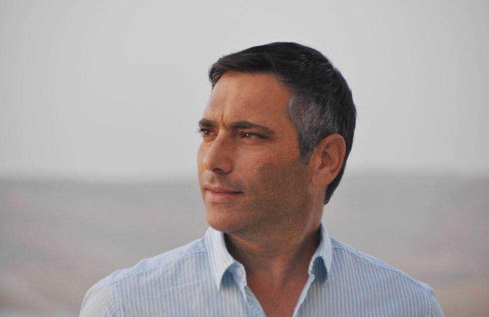 """ירון קנר, מנהל מרכז הינם. צילום: יח""""צ ()"""