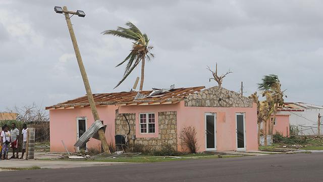(צילום: AFP, Antigua & Barbuda Broadcasting Services) (צילום: AFP, Antigua & Barbuda Broadcasting Services)