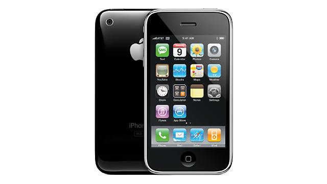 iPhone 3G (צילום: Apple)