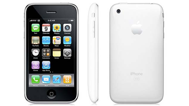 iPhone 3Gs (צילום: Apple) (צילום: Apple)