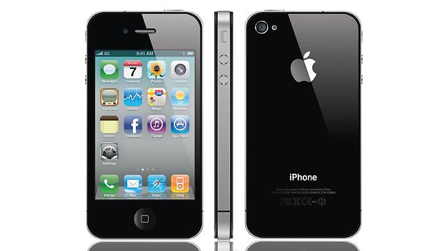 iPhone 4 (צילום: Apple)