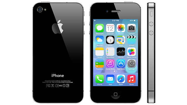 iPhone 4s (צילום: Apple)