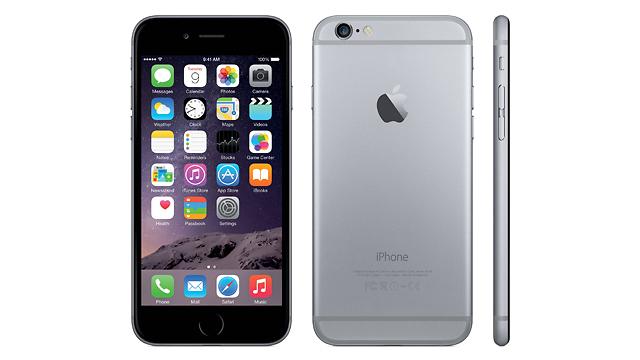iPhone 6 (צילום: Apple)