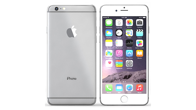 iPhone 6 Plus (צילום: Apple) (צילום: Apple)