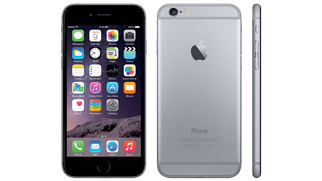 iPhone 6s Plus (צילום: Apple) (צילום: Apple)
