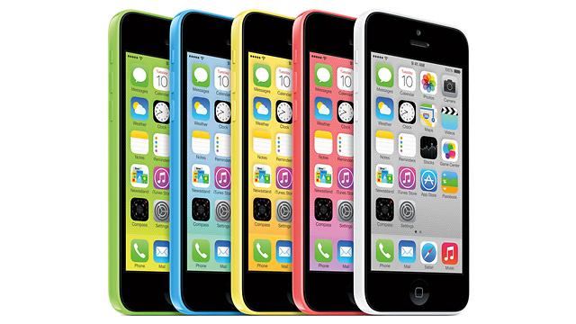iPhone 5c (צילום: Apple)