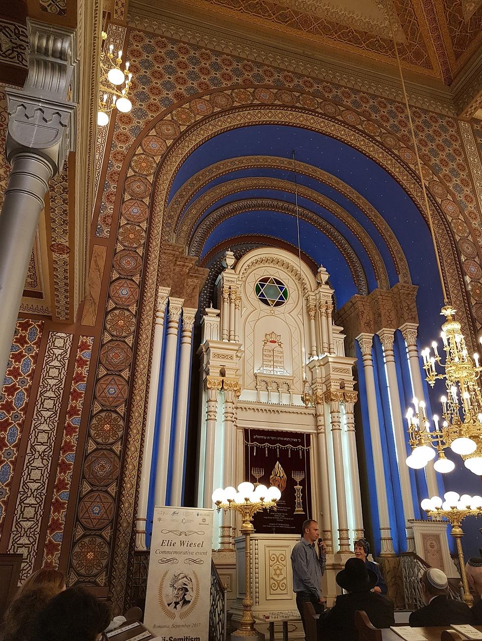 בית הכנסת ציון שופץ במעל 500 אלף אירו (צילום: יעל ולצר)