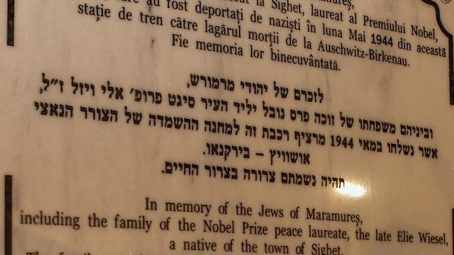 """""""לעולם לא אשכח את הלהבות אשר שרפו לתמיד את אמונתי"""". (מתוך ספרו של חתן פרס נובל אלי ויזל, """"הלילה"""") (צילום: lulian cazacu) (צילום: lulian cazacu)"""