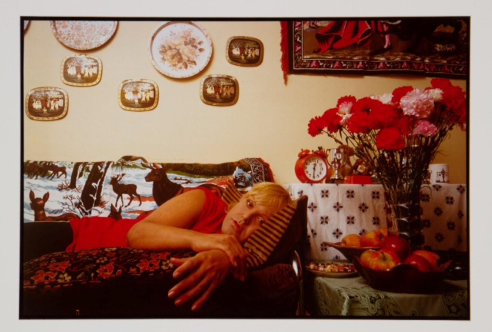 זלמן שושי. צילום: מיכה קירשנר (מתוך אוסף מוזיאון תל אביב לאמנות)