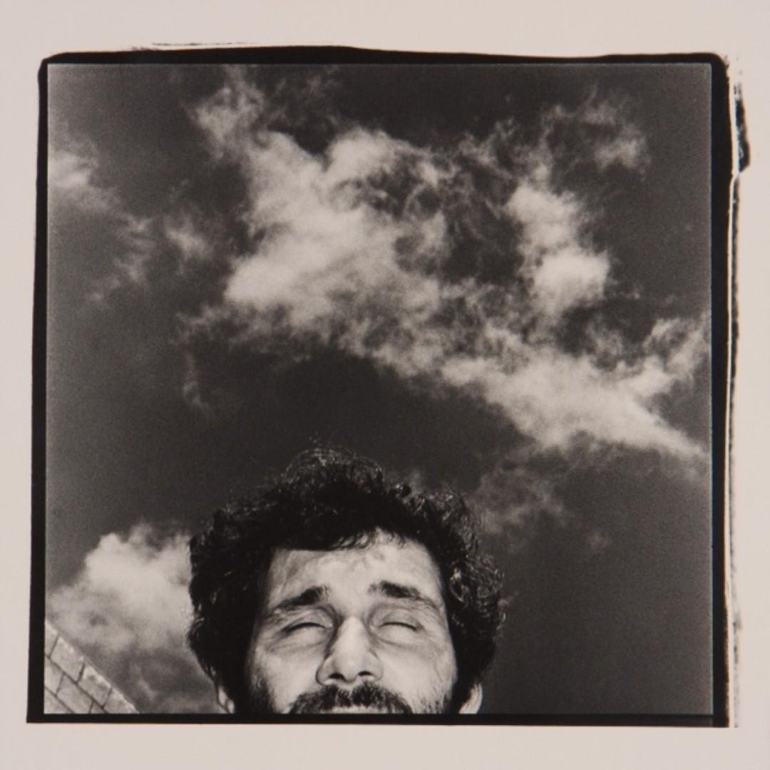 הרב חנן פורת. צילומו של קירשנר (מתוך אוסף מוזיאון תל אביב לאמנות)