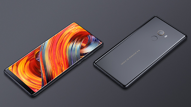 Xiaomi Mi Mix 2 (צילום: שיאומי)