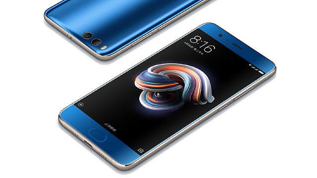 Xiaomi Mi Note 3 (צילום: שיאומי) (צילום: שיאומי)
