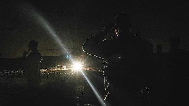 "Учения ""Ор Даган"". Фото: пресс-служба ЦАХАЛа"