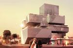 הדמיה: מנואל גוטרנד – פאריז , באה אדריכלים ובוני ערים – ישראל