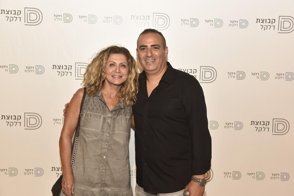 יניב כהן ואסתר אלדן (צילום: מורג ביטן)