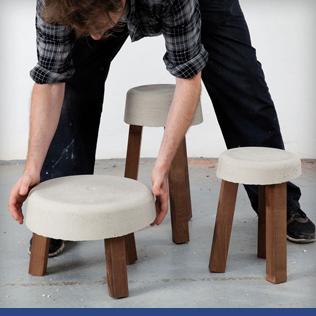צילום: מתוך הספר DIY Furniture 2, באדיבות הוצאת Laurence King