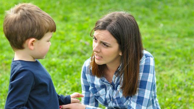 ילדים משקרים לפעמים כדי לא לאכזב את ההורים (צילום: shutterstock) (צילום: shutterstock)