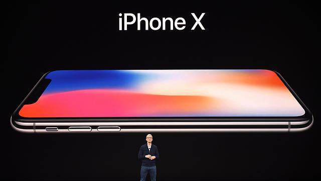 iPhone X. Фото: AFP