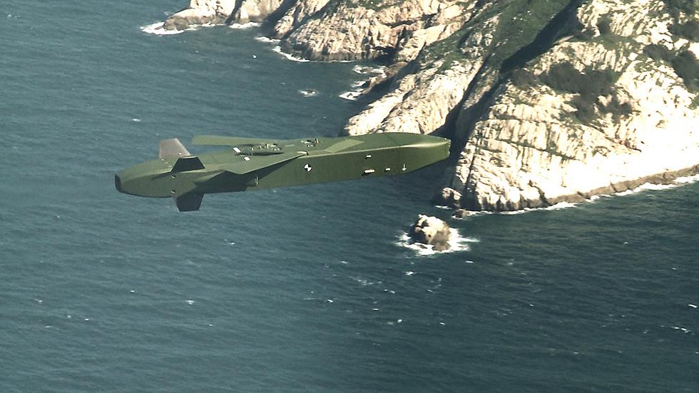 טס בגובה נמוך (צילום: AP)