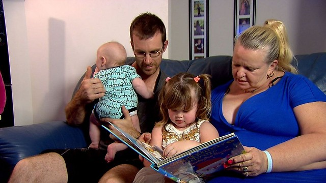 המשפחה המאושרת ( )