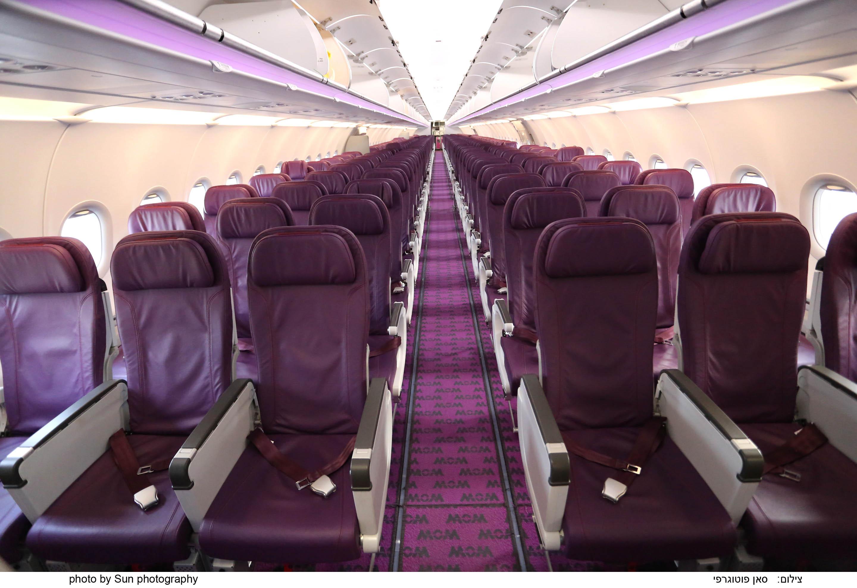 """עתיד ורוד? טיסות לארה""""ב ולקנדה במחירים חדשים (צילום: סיון פרג')"""