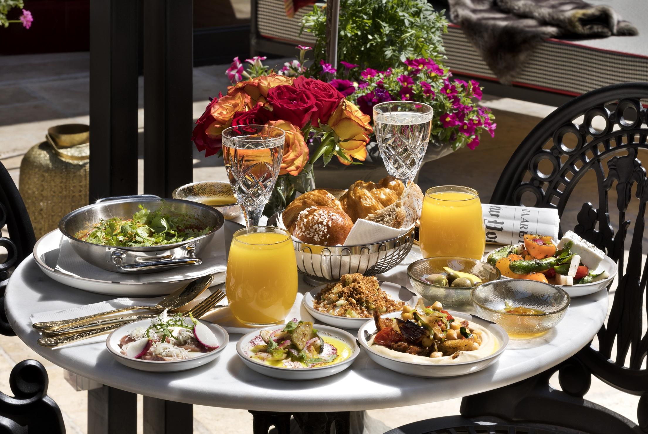 ארוחת הבוקר - פתוחה גם לקהל הרחב