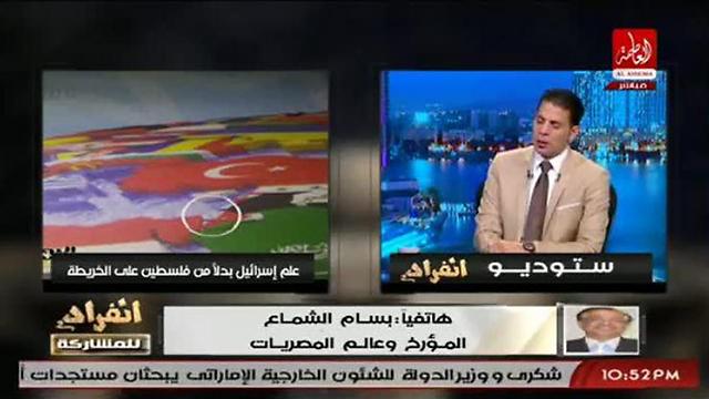 התקשורת המצרית עוסקת בנושא