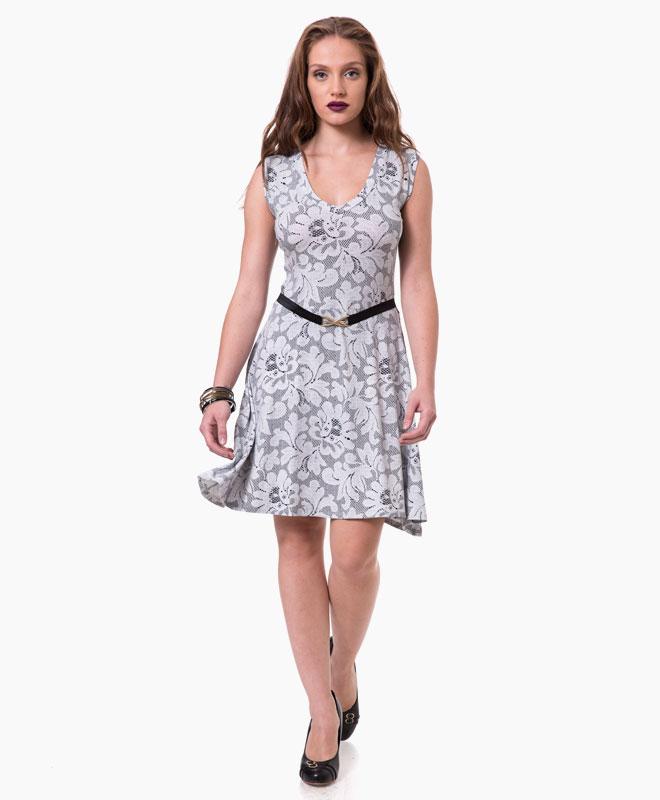 שמלה בגזרת פעמון, 99 שקל, אורלי גולן, שופינג לאשה