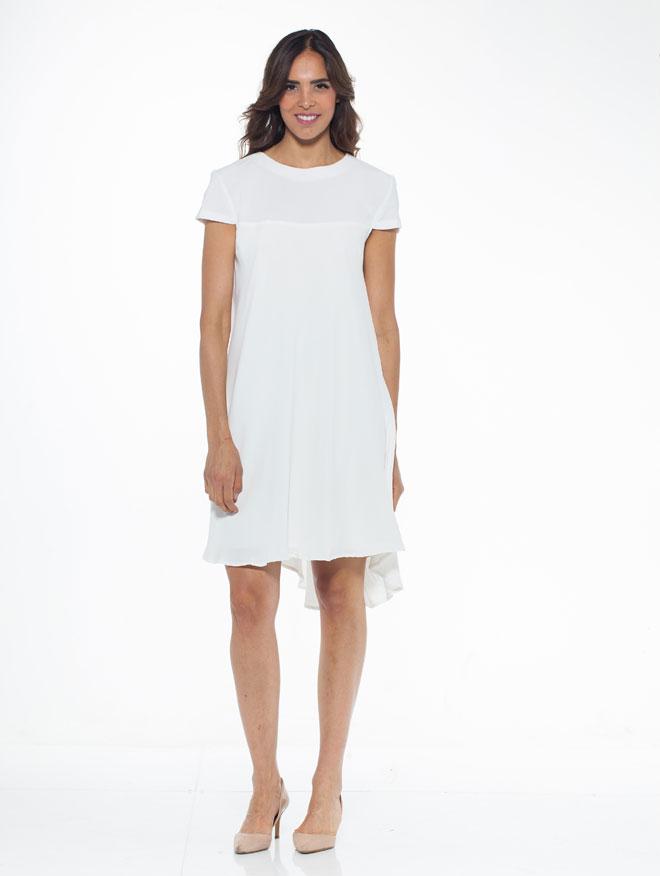 שמלת אוברסייז עם מחשוף עגול, 99 שקל, אליאנה, שופינג לאשה