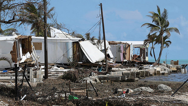 """Последствия урагана """"Ирма"""" во Флориде. Фото: АР"""