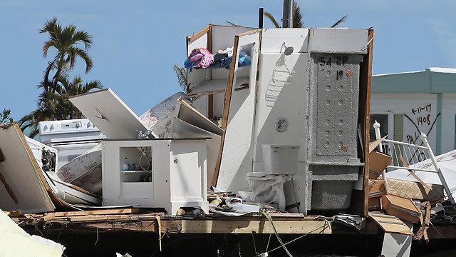 """Последствия урагана """"Ирма"""" во Флориде. Фото: MTC"""