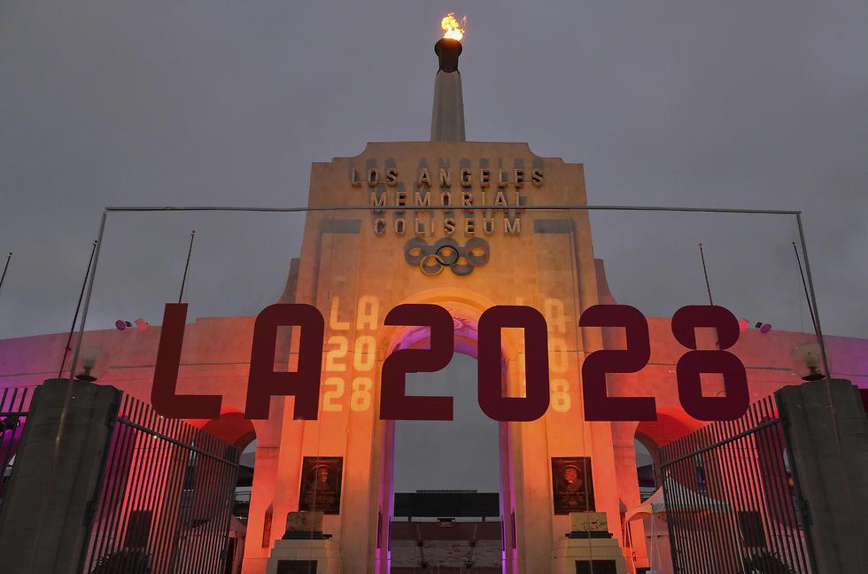 לוס אנג'לס 2028. תתחילו לחסוך (צילום: AP) (צילום: AP)