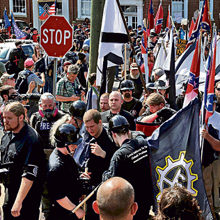 The neo-Nazi Nordic Resistance Movement plans a Yom Kippur rally