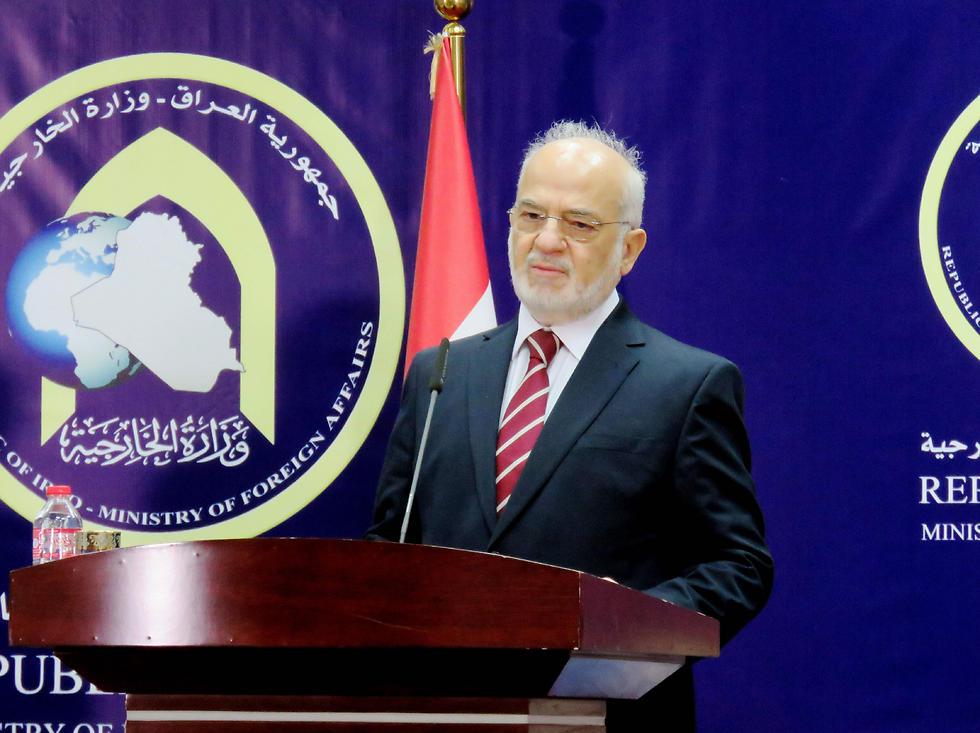 """סגן שר החוץ העיראקי: """"תהיו מוכנים להשלכות של הכרזת עצמאות"""" (צילום: AFP)"""
