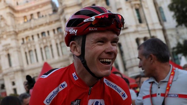 Chris Froome (Photo: Reuters)