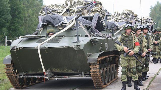 300 אלף חיילים בתרגיל הגדול של רוסיה מאז 1981 8035996099590640360no