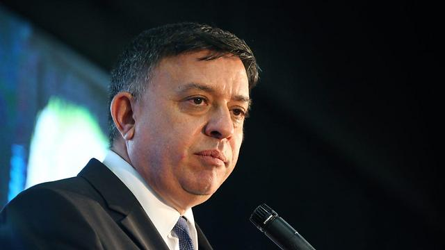 Gabbay ruled out a coalition government with the Joint List (Photo: Motti Kimchi)