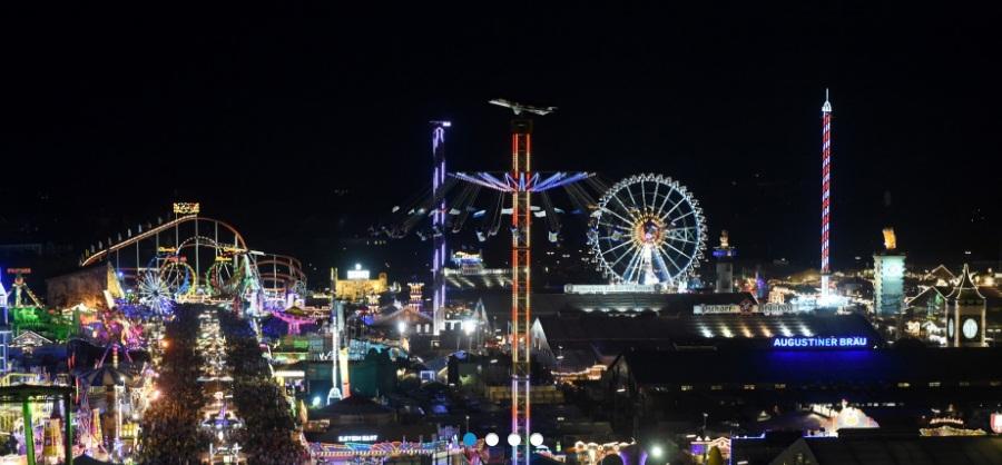 אוקטוברפסט: הפסטיבל הגדול בעולם נפתח