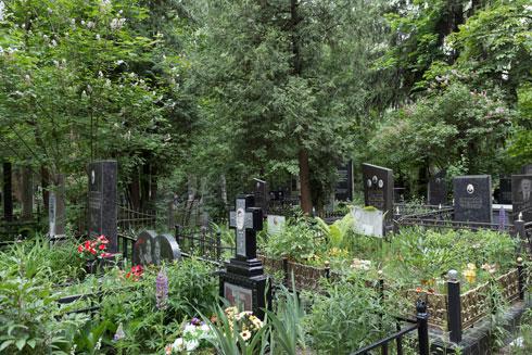 בית הקברות היהודי. ''הצלחנו למצוא את כולם'', אומרת האם (צילום: גדעון לוין)