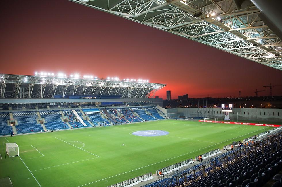 אצטדיון המושבה (צילום: עוז מועלם) (צילום: עוז מועלם)