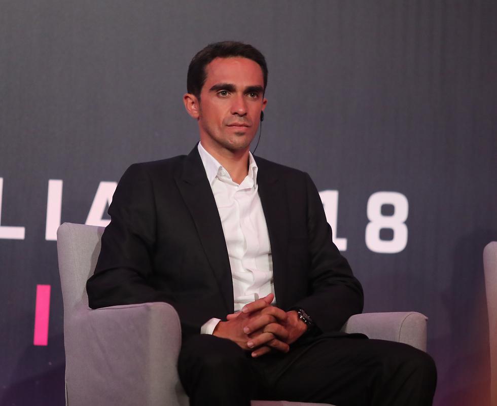 אלברטו קונטאדור  (צילום: אורן אהרוני)