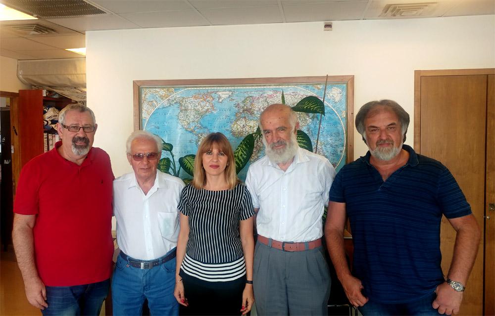 Участники встречи. Фото: пресс-служба
