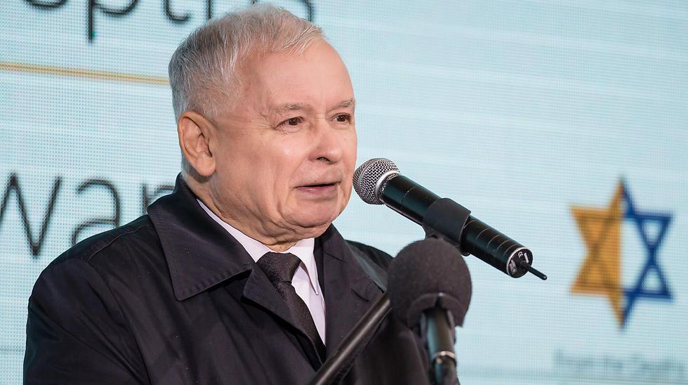Jaroslaw Kaczynski (Photo: AFP)