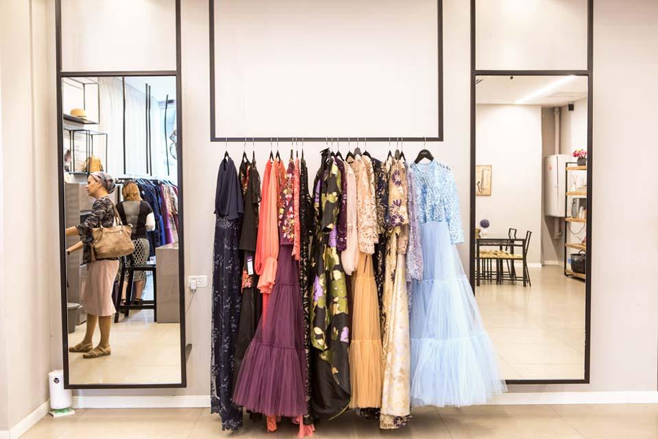 Модный магазин. Фото: Орит Пнини