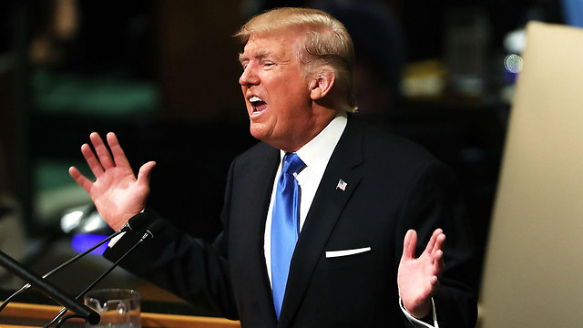 Trump speaking at the UN General Assembly (Photo: AFP)