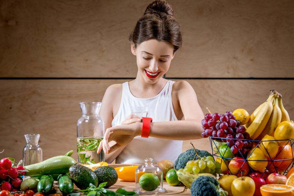 זה הזמן להתחיל לאכול בצבעים (צילום: Shutterstock)
