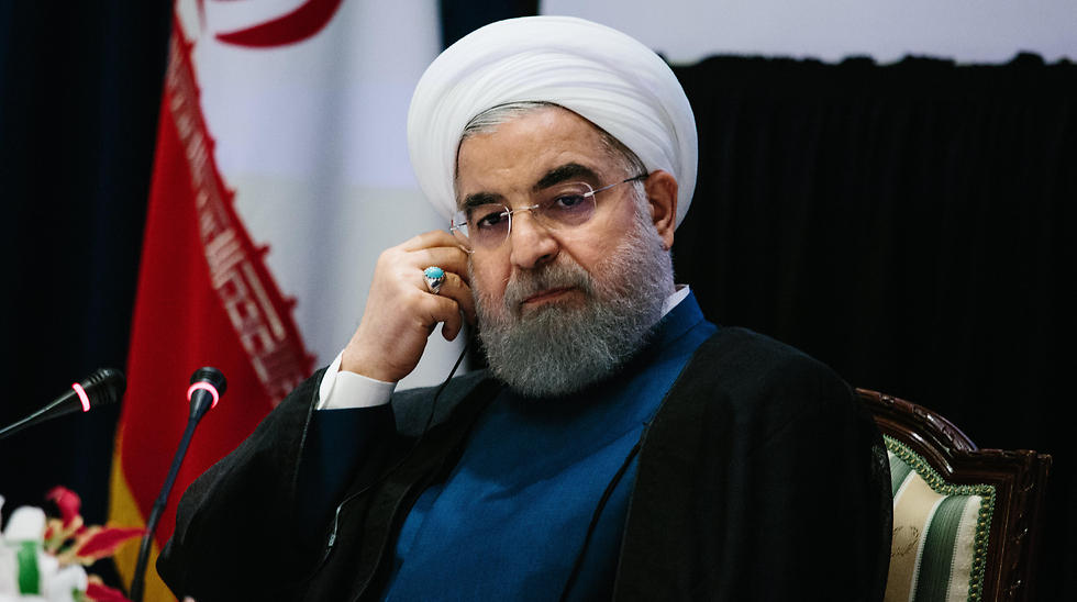 Iranian President Rouhani. Al-Faisal said the nuclear deal exacerbated Iran's aggression (Photo: EPA)