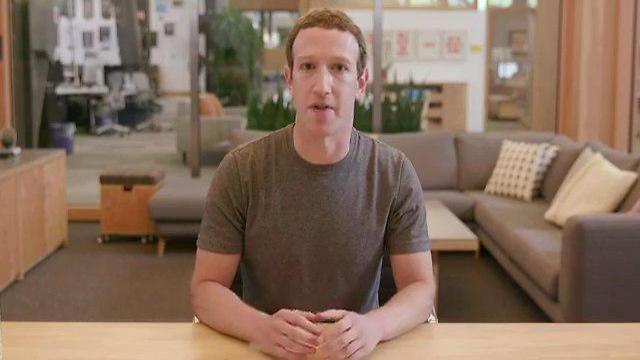 Марк Цукерберг - миллиардер в майке